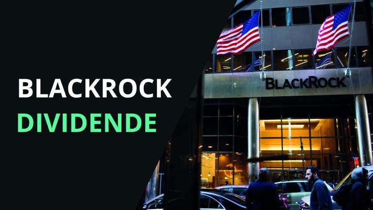 BlackRock zahlt Dividende über $3.63 an Aktionäre