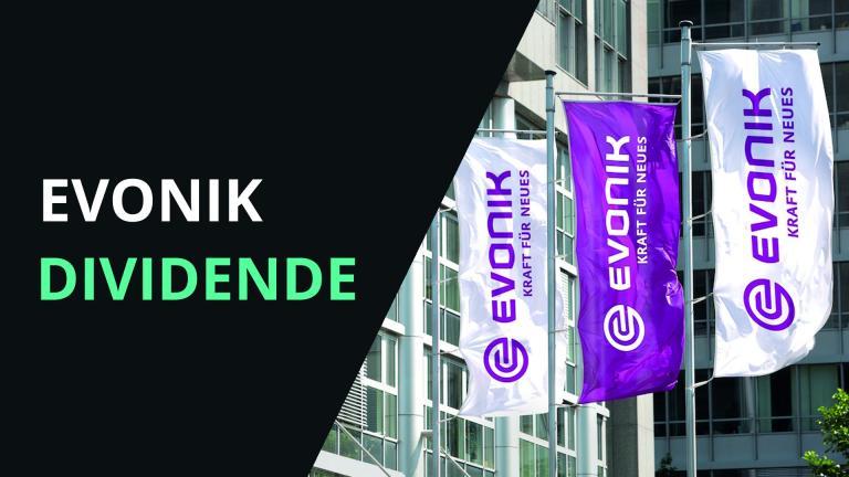 Evonik zahlt Dividende über 1.15€ an Aktionäre