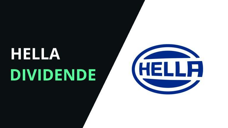 Hella mindert die Dividende für die Aktionäre auf 0.96€ ab