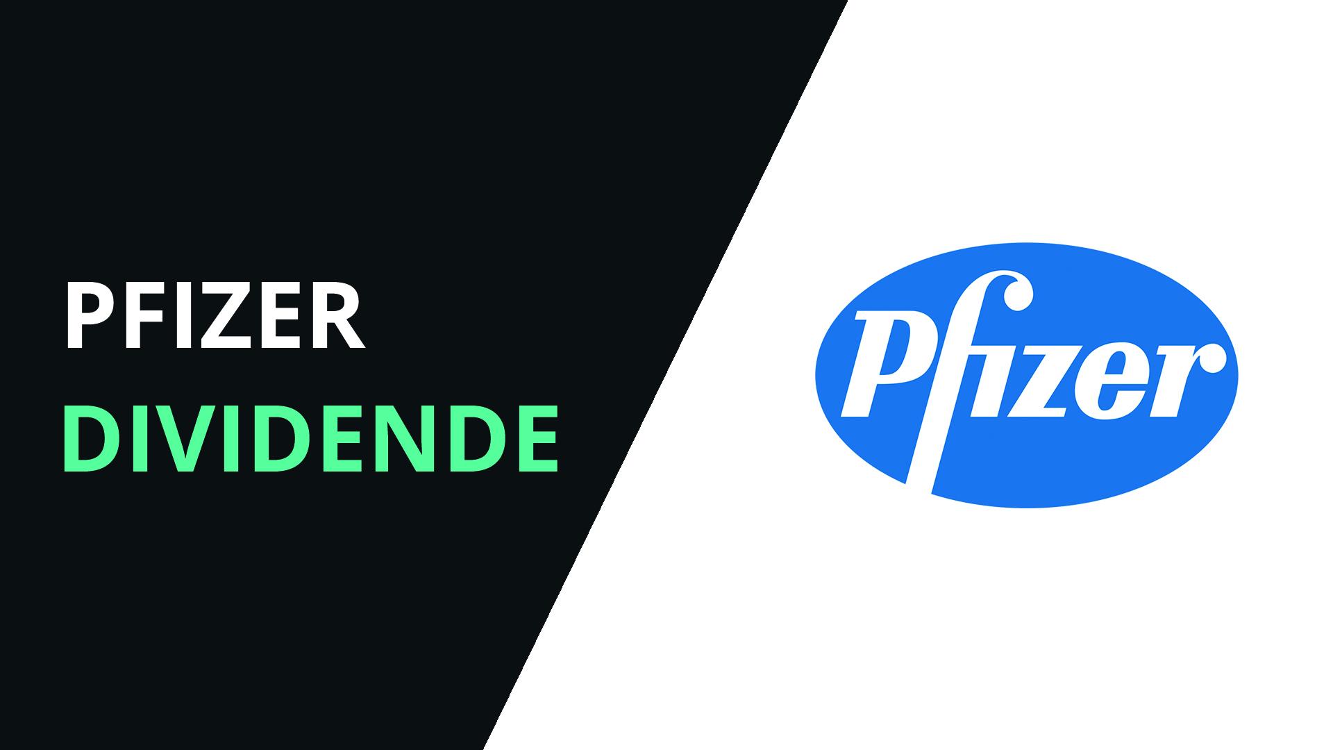 Dividende Pfizer