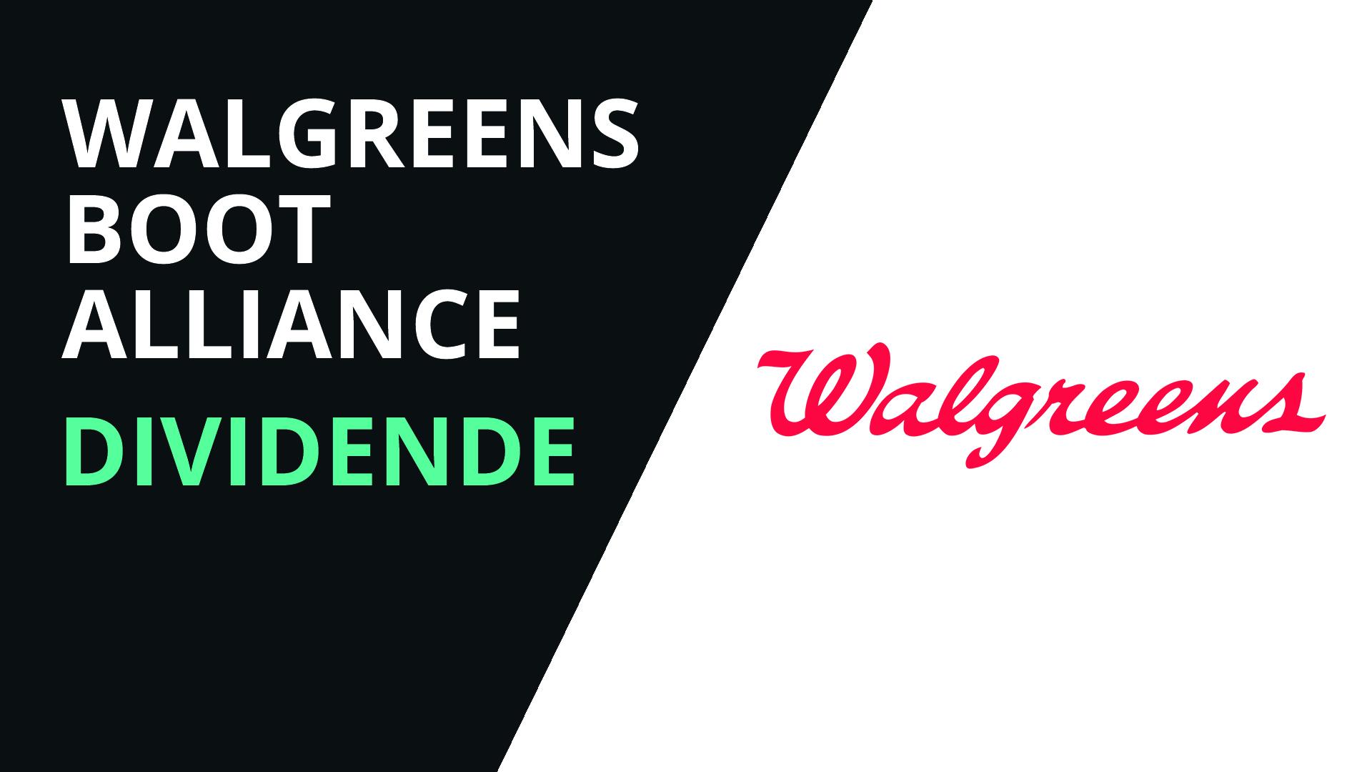 Walgreens Dividende