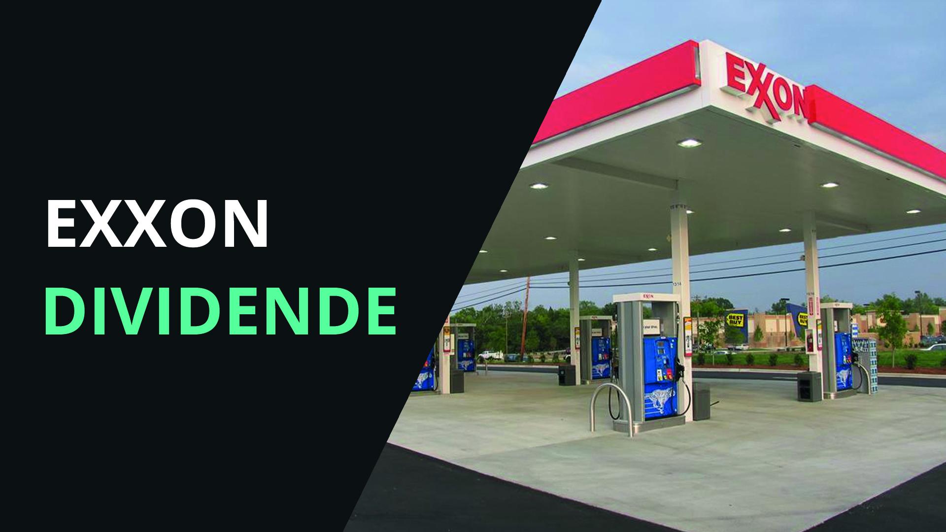 Exxon Dividende